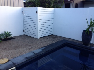 Pool Pump Enclosure
