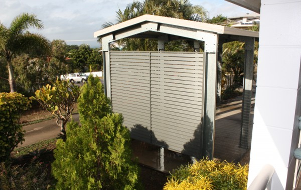 Carport Privacy Panel